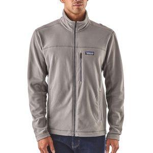 Patagonia Micro D Soft Fleece Full Zip Jacket